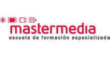 logotipo de escuela mastermedia
